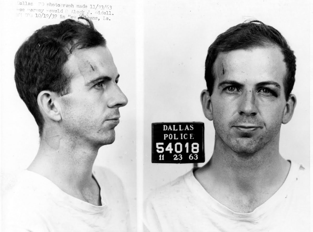 Jfkcountercoup Lee Harvey Oswald Amp Possible Motives